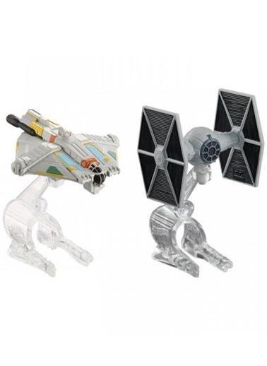 Hot Wheels Star Wars TIE Fighter ve Ghost Uzay Gemisi Hot Wheels